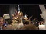Debbie Wasserman Schultz BOOED At DNC By Florida Delegation