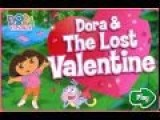 Dora The Explorer - Dora And The Lost Valentine - Full Game English