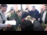 Ukraine Soldiers Storm Poltova Rada Demand Promised Payments For Fighting In Civil War