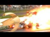 Rob Wendland Breaks Down McMillen's FIERY Crash In Houston