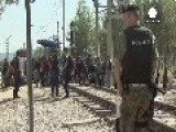 3,000 Refugees A Day To Enter Former Yugoslav Republic Of Macedonia