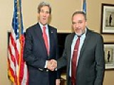 Israel FM Liberman Backs Kerry As 'true Friend Of Israel' American State Department Lauds His Support