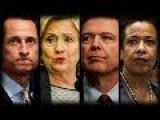 3 Scandals: Hillary Clinton, Anthony Weiner And Loretta Lynch   True News