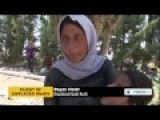 20,000 Izadi Kurds Arrive In Refugee Camp At Syria Border