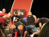 308 Pound Weight Class Has A Bit Of Trouble With A 1000 Bench Press