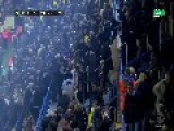 Match Interrupted Smoke & Tear Gas | Villarreal 0-1 Celta Vigo | 15.02.2014