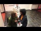 Black Campus Employee Racist Towards White Student With Dreadlocks