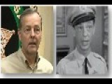 EERIE VID COMPARES FLORIDA SHERIFF TO TV's BARNEY FIFE-AMAZING SIMILARITIES