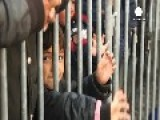 'Nobody Cares': Spirits Low On Greek Border Ahead Of Brussels Summit