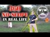 360 No Scope IN REAL LIFE- With 50cal Sniper Rifle ---GY6vids