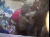 Store Girl Attacked By Customers Over Discount Issue