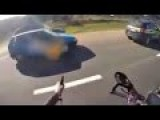 Fearless South African Police - Dramatic Chase
