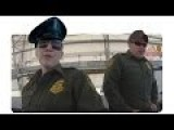 Suicide Checkpoint - U.S. Border Patrol Dominatrix Run Over At Inland DHS Interrogation Stop