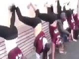 33 High School Students Suspended For Twerking Their Arses Off!!