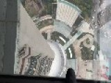 360 Degree Walk On Glass Floor, 263 Metres Above The Ground