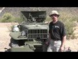 37mm Antitank Gun On A Old Dodge