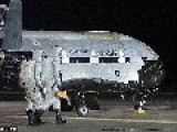 SECRET SPACE PLANE X-37B TO TOUCH-DOWN AFTER 667 DAYS IN SPACE