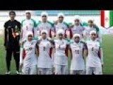 TOMO - Iran's Women Soccer: Men Playing As Women