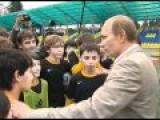 Vladimir Putin- World's Best President!