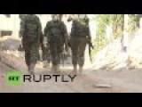 Syria: Battle For Daria Rages As Syrian Army Pushes Forward