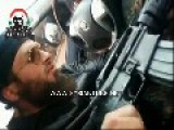 Syria - A French With An M16 From The US ! Subtiles In English !