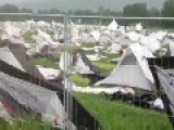 39 Injured In Storm At The Swiss Federal Gymnastics Festival