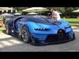 $2,000,000 1500 HP Bugatti Vision GT