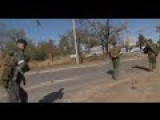 Fighting Between Militias And Ukrainian Troops At The Donetsk Airport