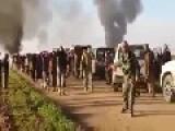 +30 Captured Islamic State Rats Under Peshmarga Hands