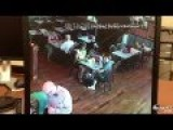 Surveillance Video Woman Drinks Poisoned Tea Raw Footage