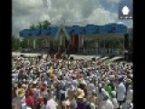 Cuba: Thousands Attend Pope's Mass, Dozens Denied Entry, Reports Suggest