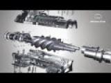3D Animation Of Screw Compressor Working Principle