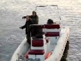 Russia: Grenade Fishing Gone Wrong