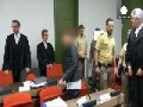 Neo-Nazis On Trial In Munich For Asylum Seeker Nail Bomb Plot