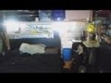 So This Guy Lived In A Storage Unit For 2 Months And Made It All Fancy, Take A Look!