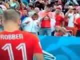 Arjen Robben's Kid Crying After Holland Lose ! EPIC VIDEO