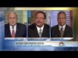 Racial Tension: Giuliani And Dyson Shout Down On MTP