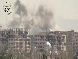 Syrian Army - Siege Of Maliha Day 133 HD