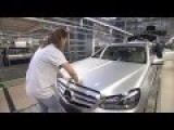 2016 Mercedes-Benz E-Class Production