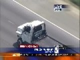 **PSYCHO TEEN GIRL** Steals TOW TRUCK ==== Chased By LAPD