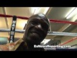 Floyd Mayweather Sr. Showing His Poetic Side