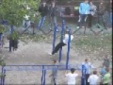 PARKOUR Playground Training Camp