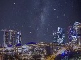 4K Video Shows The World Without Light Pollution
