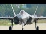 F-35 First Take-off At Volkel, Netherlands