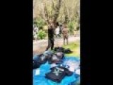 420 Day Brawl Between Hippies And Blacks