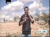 Exclusive: Live From Syrian Town Of Sarkha In Al-Qalamoun Mountain