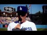 Will Ferrell Announces Dodgers' Starting Lineup NLCS Game 5