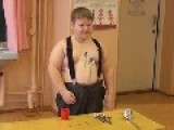 Russian Boy Gets Superpower Like Marvel's Magneto