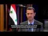 Syrian President Assad Interview To Portuguese Tv ENG