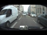 Dirty Arab Lorry Driver Harassing French Car Driver For Kilometers -
